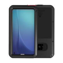 Waterproof Full Body Case For Samsung Galaxy S10 Plus Metal Armor Shockproof Cover e S10e With Glass Film