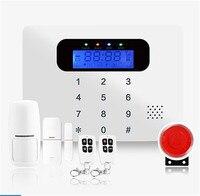 GSM30C APP Remote Control GSM Alarm System
