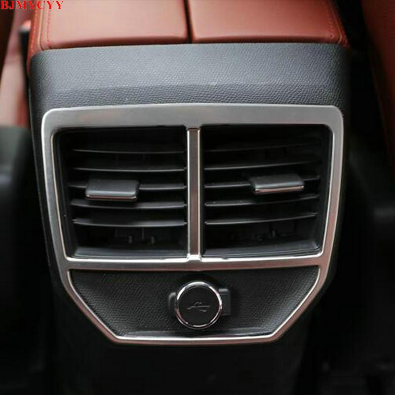 BJMYCYY Car Styling Fit 2017-ի համար Peugeot 5008 3008 GT - Ավտոմեքենայի ներքին պարագաներ - Լուսանկար 3