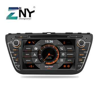 """8\"""" IPS Android 9.0 Car DVD For Suzuki SX4 S Cross 2014 2015 2016 2017 Auto Radio RDS Stereo GPS Navigation Audio Video Rear Cam - SALE ITEM - Category 🛒 Automobiles & Motorcycles"""