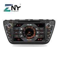 8 ips Android 9,0 автомобильный DVD для Suzuki SX4 S Крест 2014 2015 2016 2017 Авто Радио RDS стерео gps навигации Аудио Видео Rear Cam