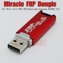 Чудо ключ Frp Miracle FRP, новейший оригинальный инструмент Frp, ключ с бесплатной поддержкой EMMC, MOTO, VIVO, 2020