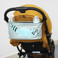 Butihome New Baby Trolley Pallets Multi Function Storage Box Shopping Cart Cartoon Mummy Bag Waterproof Storage