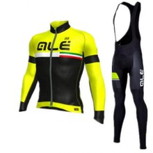 ALE cycling suit 2017 bicycle mtb sport maillot ciclismo ropa invierno spring ycling clothing