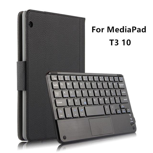 custodia con tastiera tablet huawei mediapad t3 10