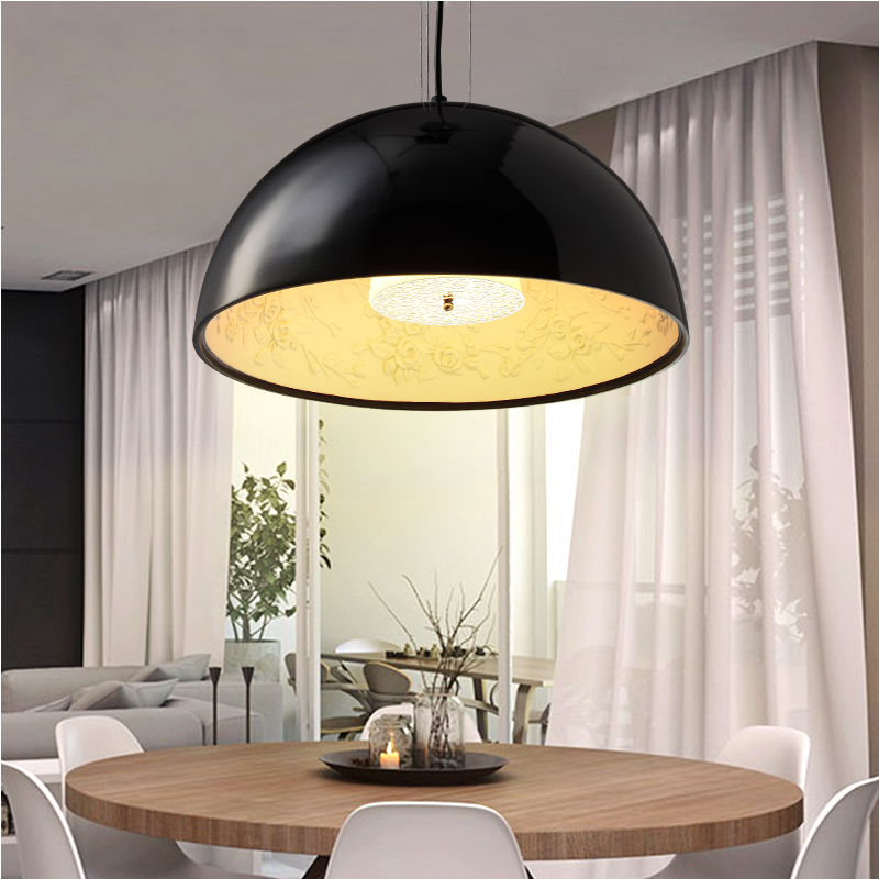 Nordic Modern minimalist lamps restaurant lights Iron process and Resin LED Pendant Lights process oriented performance evaluation concepts and methodology