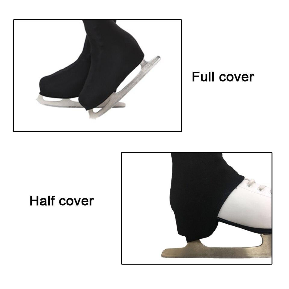 patinação collants térmica longo meia-calça de skate