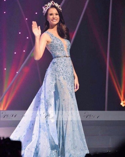 Glitter Zuhair Murad Evening Dresses Over Skirt Liques Backless Beautiful Dubai Prom Dress Latest Party Gown
