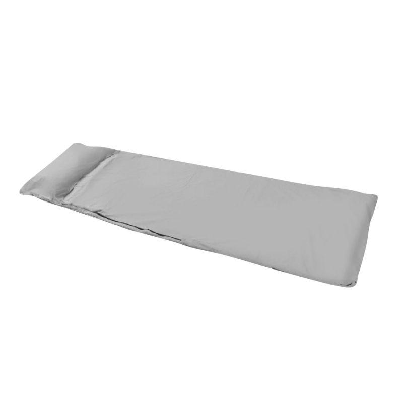 Yeni Ultralight Outdoor Yataq Çantası Liner Polyester Pongee - Düşərgə və gəzinti - Fotoqrafiya 4