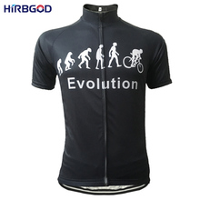 HIRBGOD Hot summer short sleeve cycling jersey man quick dry bicycle clothes for men bike jersey wear clothing maillot 6xl,HI128