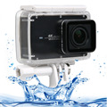 40M  Waterproof Depth Housing Protective Case with Buckle Basic Mount for Xiaomi Xiaoyi II 4K Sports Camera Accessories