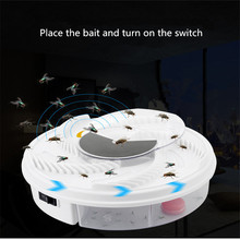 Electric Effective Fly Trap Pest Device Insect Catcher Automatic Flycatcher Catching Artifacts Usb plug