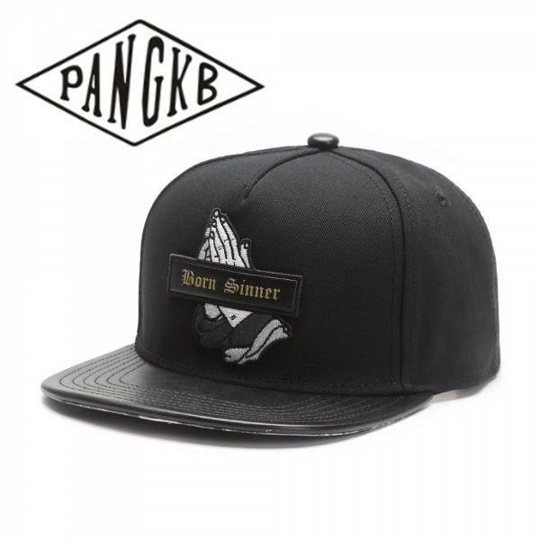 654f904b US $10.07 27% OFF|PANGKB Brand SINNER CAP black Christian Last supper Jesus  hip hop snapback hat men women adult outdoor casual sun baseball cap-in ...