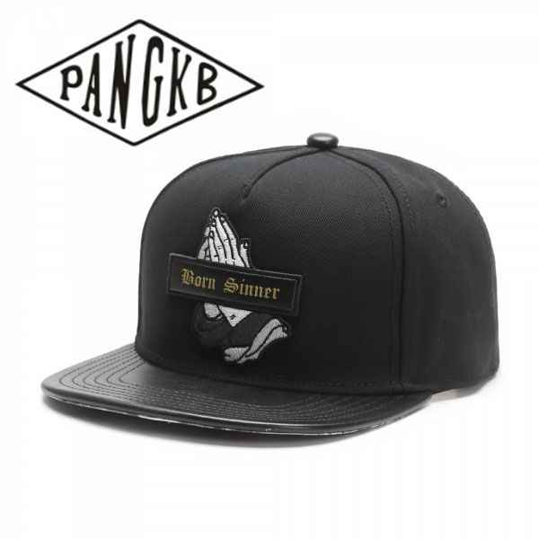 936e082c2ad Detail Feedback Questions about PANGKB Brand SINNER CAP black ...