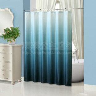 Fashion Elegant Shower Curtain Classic