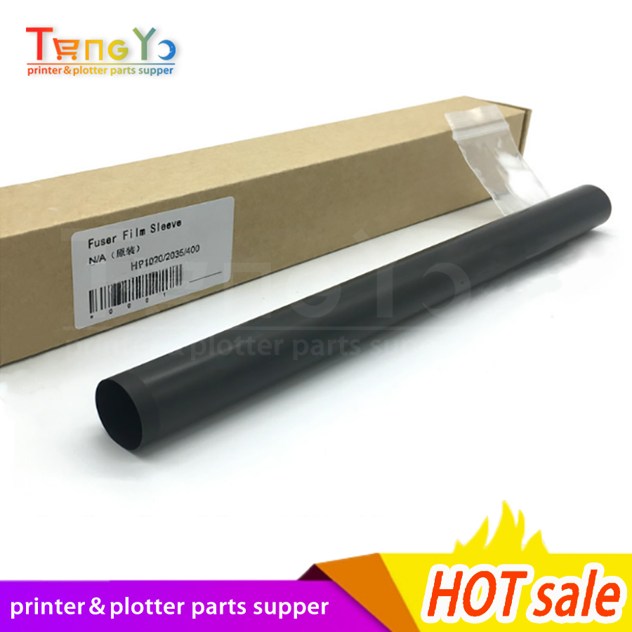 Free Shipping 100% new original laser jet  for HP P2035 p2055 pro400 m401 Fuser Film Sleeve RM1-6405-FILM printer part on sale