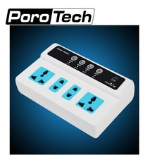 5 Pieces SC3-GSM Cellphone Mobile Phone GSM RC Remote Control Smart Socket Power Switch Energy-saving Wireless GSM power socket