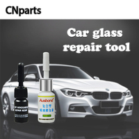 CNparts Universal Car Accessories Windshield Repair Kit For Peugeot 307 206 407 Citroen C4 C5 Honda Civic Accord CRV Lada Vesta