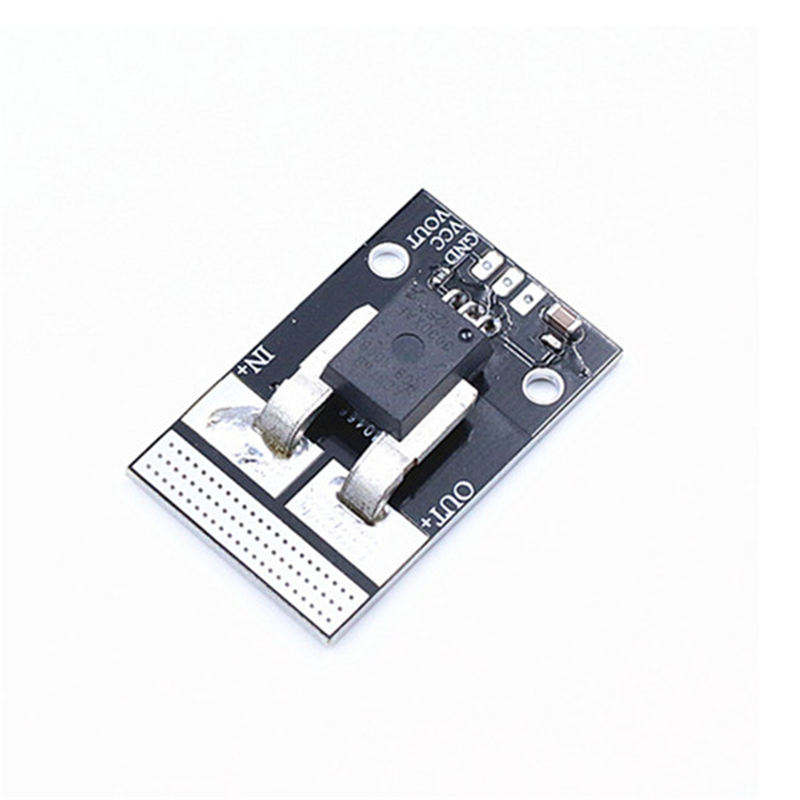 Lantian 100A AC / DC Linear Current Sensor / Hall Current Sensor Module for RC Drone Models Multicopter Spare Part Accessories itead acs712 current sensor module dc ± 5a ac current detection module works w official arduino
