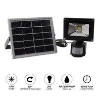 20W Solar SMD LED Dark Sensor Solar Lamp Spotlight Wall Lamps Floodlight Outdoor Path Emergency Waterproof