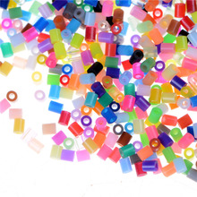 Subcluster 6000 Pcs/Set DIY 5mm Mixed Colours HAMA/PERLER Beads for GREAT Kids Fun