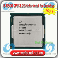 Оригинал для Intel Core i5 6500 Процессор 3.2 ГГц/6 МБ Cache/Quad Core/Socket LGA 1151/Quad-Core/Desktop I5-6500 ПРОЦЕССОРА