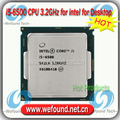 Original for Intel Core i5 6500 Processor 3.2GHz /6MB Cache/Quad Core /Socket LGA 1151 / Quad-Core /Desktop I5-6500 CPU
