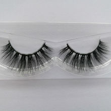 fashion style new arrival 3D mink eyelash premium handmade 100% real siberian mink strip lashes Free shipping