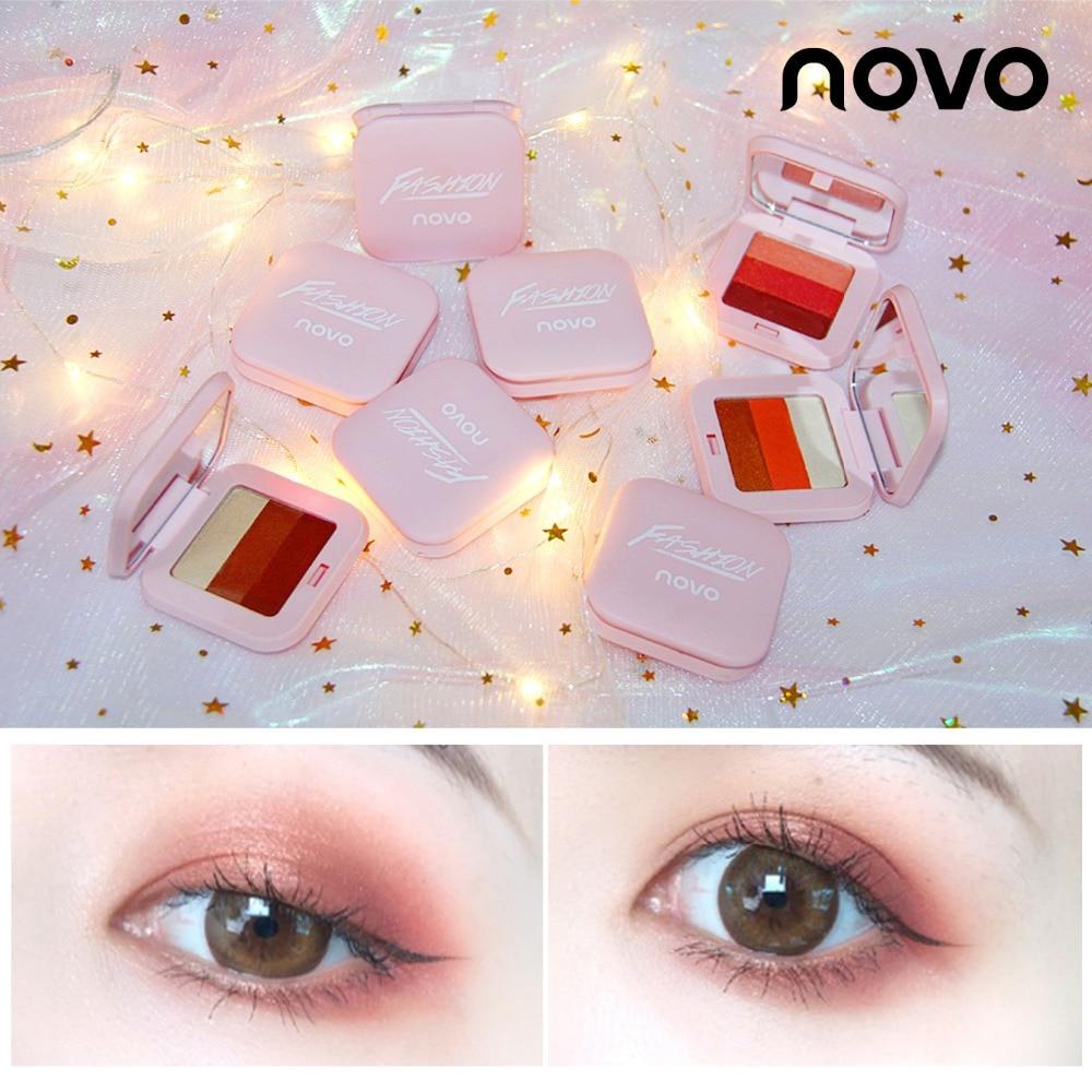 1pcs 6 Color Liquid Eyeshadow Sand Drift Dish Eye Makeup Waterproof Mineral Powder Shimmer Eye Shadow Make Up Cosmetics Beauty & Health