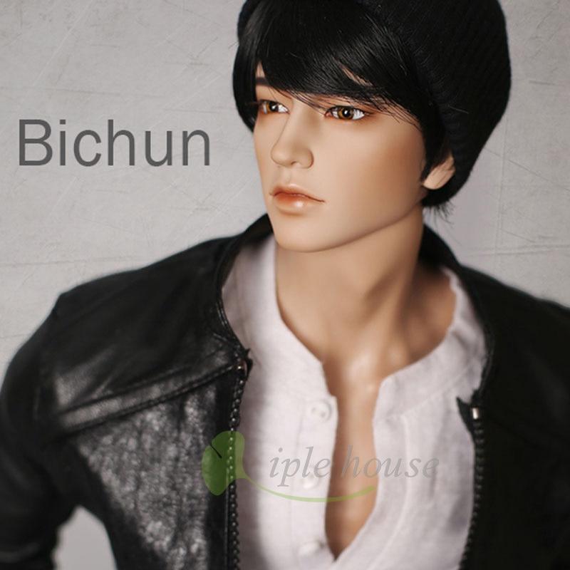 New Iplehouse IP Fid Bichun bjd sd doll 1/4 body model reborn boys High Quality resin toys free eyes makeup shop soom