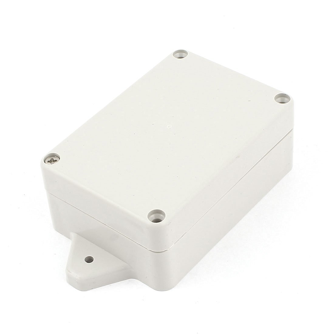 2 Packs 83mm x 58mm x 33mm Waterproof Plastic Sealed Electrical Junction Box  plastic waterproof sealed power protector junction box 190mmx180mmx70mm