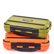 Double Layer Hard Engineering Plastic Fishing Box For Bait or Sinker Lure Tackle Fly Bass Carp Accessories