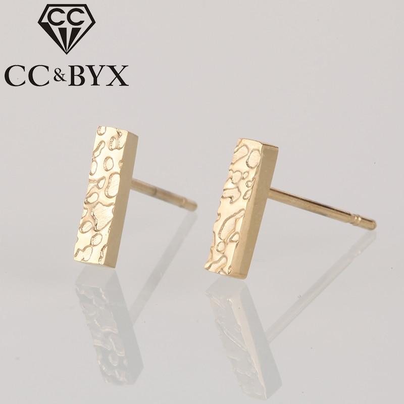 Ling Studs Earrings Hypoallergenic Cartilage Ear Piercing Simple Fashion Earrings Ear Jewelry S925 Sterling Silver Geometric Triangle Stud Earrings Asymmetrical
