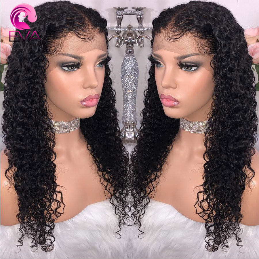 Loyal Carina 13*6 Deep Part Lace Front Human Hair Wigs With Baby Hair Brazilian Remy Hair Loose Wave Pre-plucked Hairline For Sale Hair Extensions & Wigs