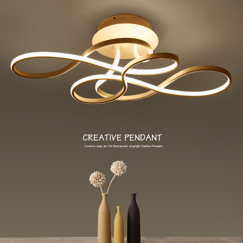 Post-Modern LED acrylic ceiling lights home dining room lamp Novelty Aluminum fixtures ceiling lamps bedroom Ceiling lighting modern led acrylic ceiling lights home dining room lamp creative fixtures ceiling lamps children bedroom ceiling lighting