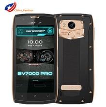 """Blackview BV7000 Pro 4 ГБ + 64 ГБ Восьмиядерный Водонепроницаемый IP68 3500 мАч 5.0 """"FHD MT6750T Android 6.0 Мобильный телефон 13MP сотовом телефоне"""