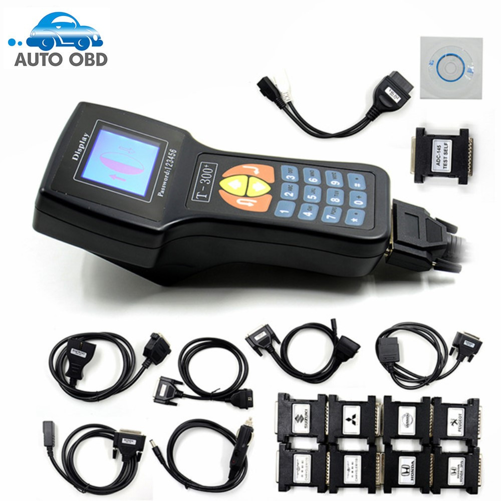 Newest T300 V16 8 T300 Key Programmer Support Multi brands t 300 Auto Key Programmer with