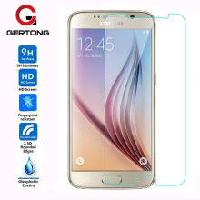 GerTong Tempered Glass For Samsung Galaxy Grand Prime G530F G360 J1 J5 J7 S3 S4 S5 S6 mini A3 A5 A7 Note 2 3 4 5 E5 E7 Case Film