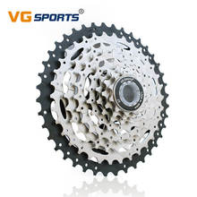 VG Sport 8 Speed 11-40T Cassette MTB Bicycle Freewheel Sprocket cdg 40T cog Velocidade Mountain Road Bike Steel Freewheel все цены