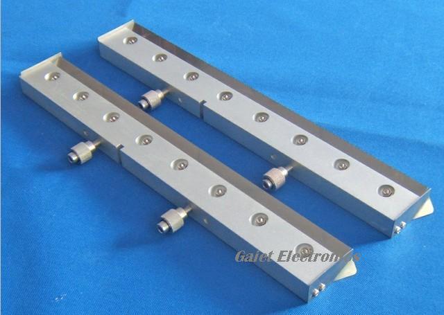 DEK Squeegee Holder--60degreesSqueegees 6mm Overhang dek 193199 193202 193205 300 400 520mm clean rubber squeegee