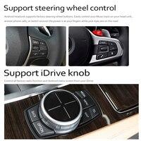 hd מסך DVD רדיו לרכב נגן עבור BMW סדרה 2 2018 ~ 2019 EVO אנדרואיד 8.0 עד Autoradio ניווט GPS HD מסך מגע (2)