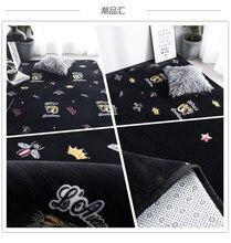 Modern Cartoon Children Soft Carpets Kids Room Home large Area Decor Rugs Child Bedroom Crawl Mat Baby Living Game Tapete