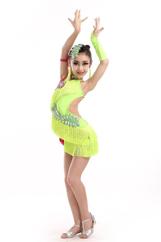 Dance Dance Children Tassel