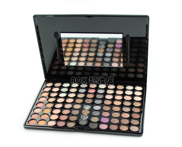 Бесплатная доставка новый макияж теплый Pro 88 полноцветный палитра +. # E03