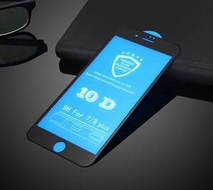 Image 5 - 200 Chiếc 10D Full Keo Dán Kính Cường Lực Phủ Màn Hình 0.3 Mm Bảo Vệ Bảo Vệ Cho iPhone 11 Pro XS XR