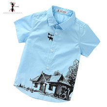 Shirt for boys Creative Cotton Boy's