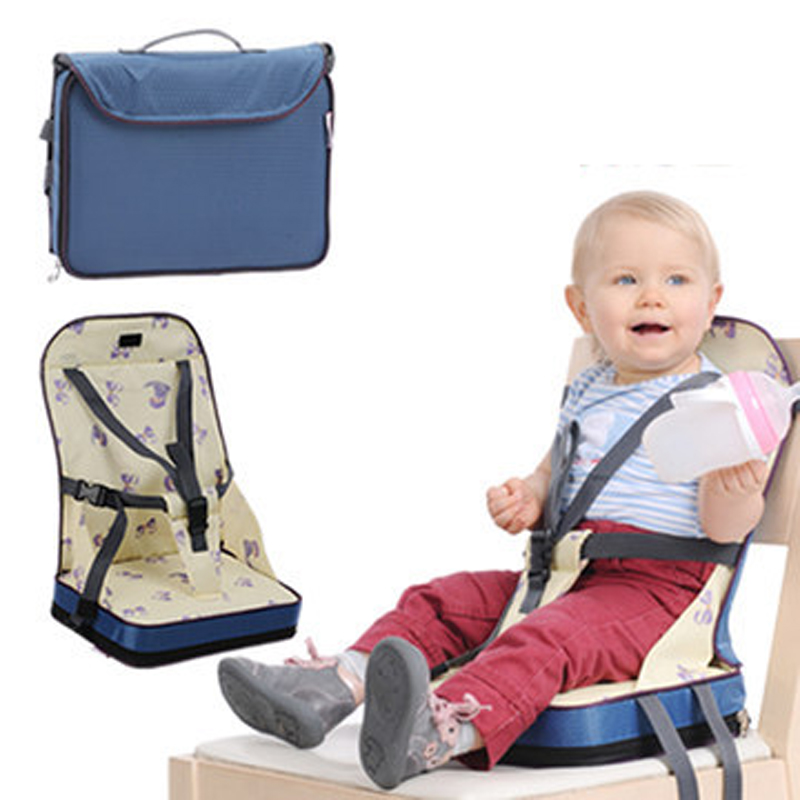 Mamiyani Port Baby Dining Chair Bag With Safe Harness ...