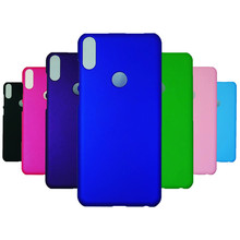 Phone Case sFor Fundas Asus Zenfone Max Pro M1 ZB601KL case For Coque cover Candy Color Hard PC plastic phone