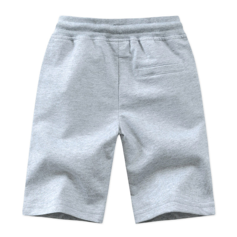 Children Boys Shorts 2021 Summer Zipper Pocket Design Kids Casual Knitted Shorts For Boys 3 4 6 8 10 12 14 Years Clothing Dwq240 6
