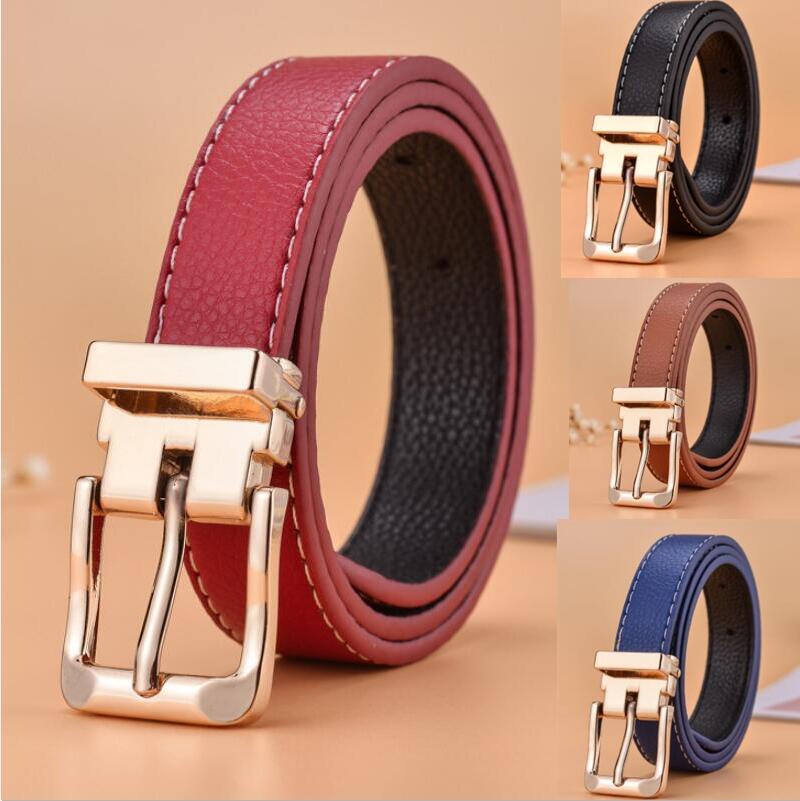 New Designer Kids Belts Strap Hight Quality Luxury Brand Fashion Children's Belt Boys Girls Pin Buckle Pants Belts Waistband